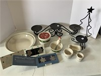 Holiday items lot