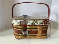 3 Christmas baskets