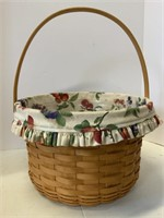 Large apple/fruit basket