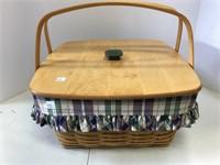 Hostess Homecoming basket.