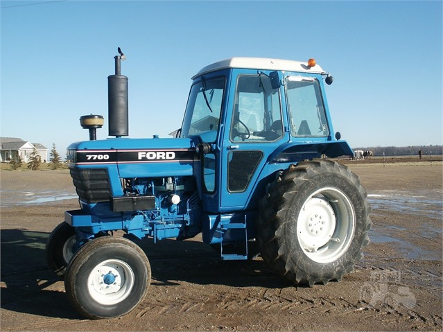 1978 Ford 7700 For Sale In Bad Axe Michigan Tractorhouse Com
