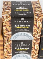 Ammo 2750 Rounds of 22 LR