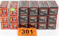 Ammo 900 Rounds of 17 HMR