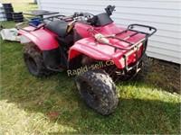 Honda 2 x 4 ATV