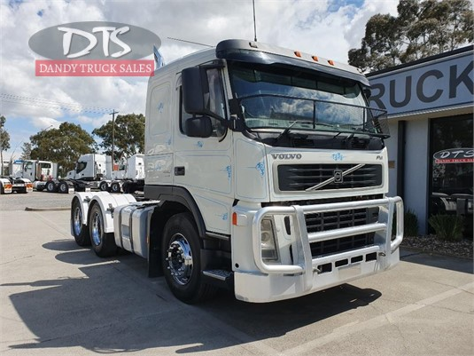 2008 Volvo FM13 Dandy Truck Sales - Trucks for Sale