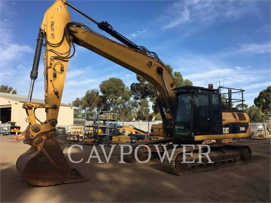 2011 Caterpillar 324DL - Heavy Machinery for Sale