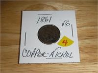 October Public Auction Ft Coins