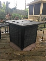 Propane Fire Pit And Cover