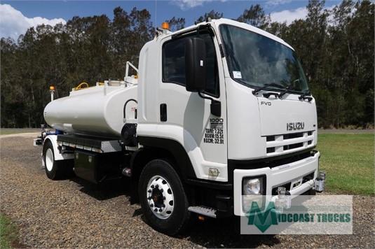 2008 Isuzu FVD 1000 Midcoast Trucks - Trucks for Sale