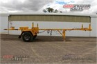Custom Log Jinker Pole Jinker Trailers