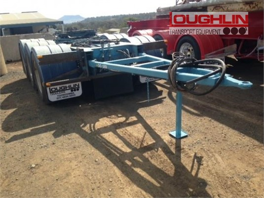 2012 Vawdrey Dolly Loughlin Bros Transport Equipment - Trailers for Sale
