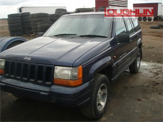 1996 Chrysler Jeep Cherokee Laredo Loughlin Bros Transport Equipment - Light Commercial for Sale