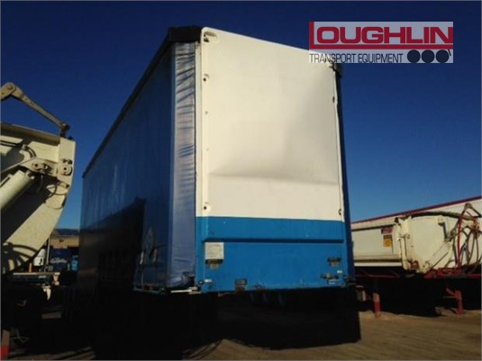 2007 Vawdrey Drop Deck Trailer Loughlin Bros Transport Equipment - Trailers for Sale