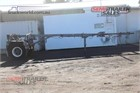 1990 Custom Log Jinker Log Jinker Trailers