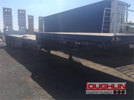 2019 Krueger Drop Deck Trailer Loughlin Bros Transport Equipment  - Trailers for Sale