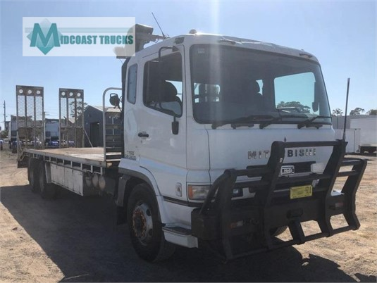 2002 Mitsubishi FV547 Midcoast Trucks - Trucks for Sale