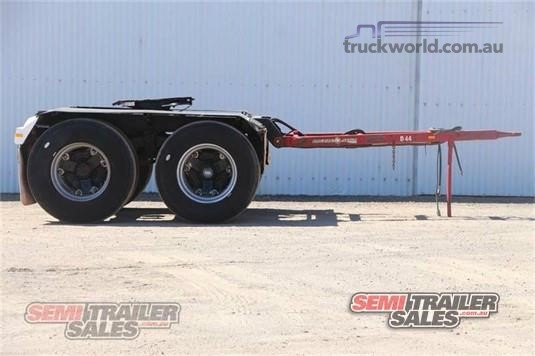 1984 Custom Dolly - Trailers for Sale