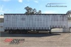 1999 Freighter Curtainsider Trailer Semi Trailers
