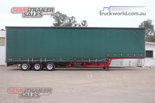 1998 Freighter Curtainsider Trailer - Trailers for Sale