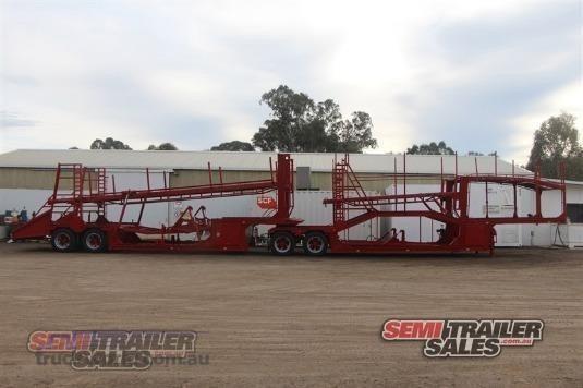 2013 Custom Car Carrier Trailer - Trailers for Sale