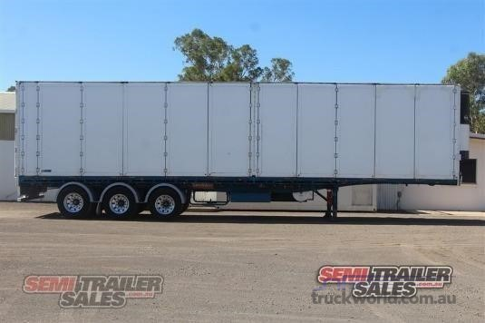 2007 Barker Refrigerated Trailer Semi Trailer Sales - Trailers for Sale