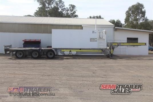 2002 Southern Cross Skeletal Trailer - Trailers for Sale