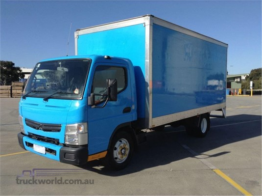 2012 Mitsubishi Fuso CANTER 815 - Trucks for Sale