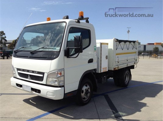 2009 Mitsubishi Fuso CANTER 3.0 - Trucks for Sale