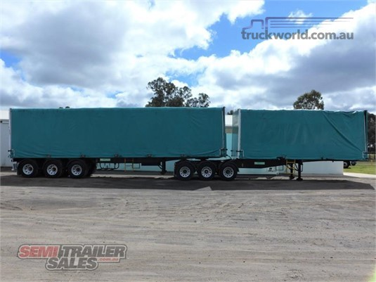 2001 Haulmark other Semi Trailer Sales - Trailers for Sale