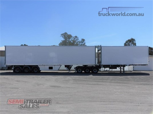 2008 Maxitrans Refrigerated Trailer Semi Trailer Sales - Trailers for Sale