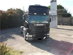 SCANIA R124.470  used