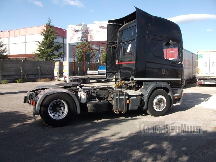 Scania R124.470 used 2002