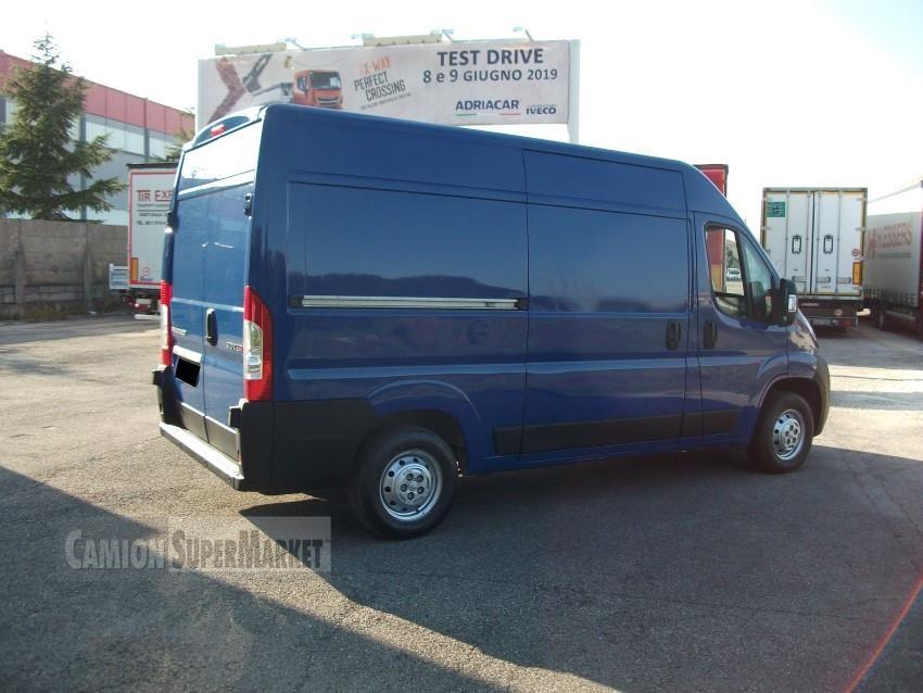Peugeot BOXER Uzywany 2012