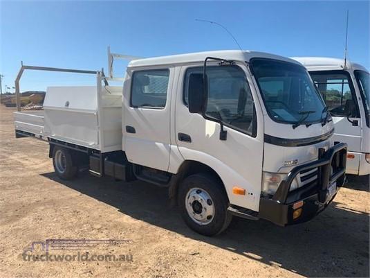 2008 Hino DUTRO 300 South West Isuzu - Trucks for Sale
