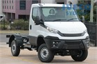 2018 Iveco Daily Table / Tray Top Drop Sides