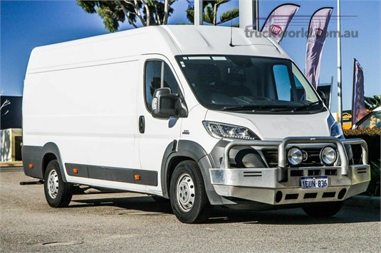 2015 Fiat Ducato WA Hino - Light Commercial for Sale