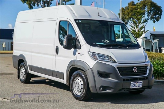 2017 Fiat Ducato Maxi WA Hino - Light Commercial for Sale