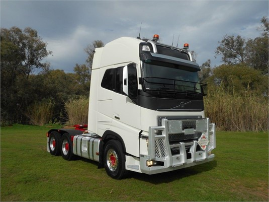 2014 Volvo FH16 - Trucks for Sale