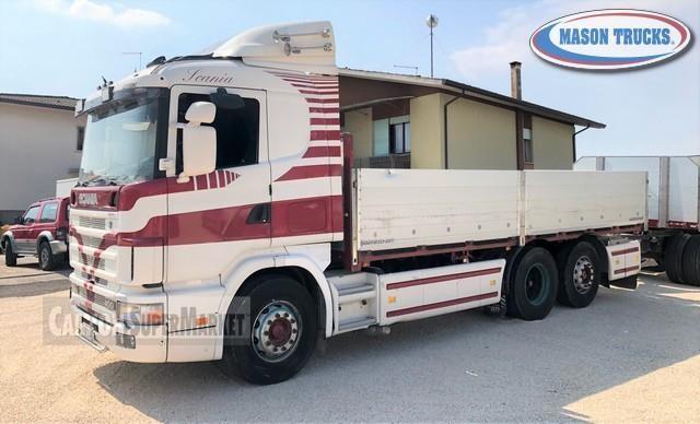 Scania R124.400 Usato 1999