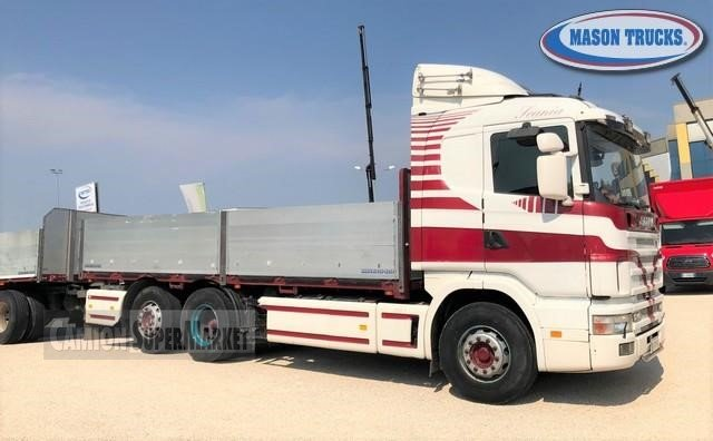 Scania R124.400 used 1999