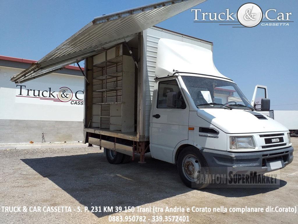 Iveco DAILY 35C12 Uzywany 1999 Puglia