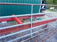 Steel Tube Gate