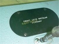 Leitz Wetzlar Microscope Equipment