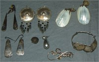 Estate Jewelry Lot. Includes Gold and Silver.