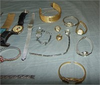 Estate Lot of Watches.