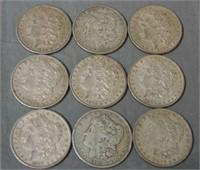 Morgan & Peace Dollar (20).