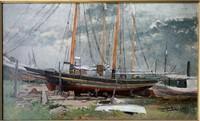 George Herbert McCord. Oil on Canvas.
