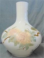 """Large Lladro """"Paradise"""" Vase #479"""