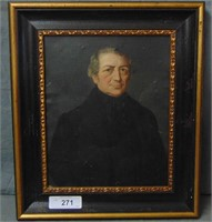 Late 18th early 19th Century Portrait.