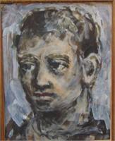 Maurice Golubov  (1905 - 1987) Gouache on Paper.